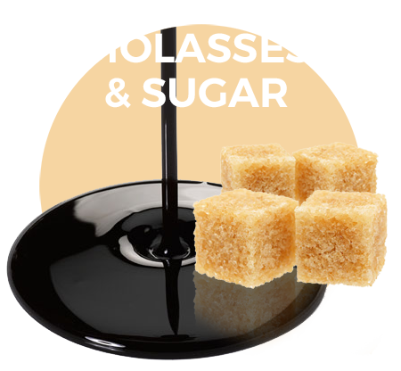 molasses-sugar